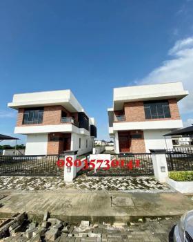 Contemporary 5 Bedroom Detached Duplex with Bq, Fitted Kitchen, Etc, @ Lekki County Home, Lekki Phase 2, Lekki, Lagos, Detached Duplex for Sale