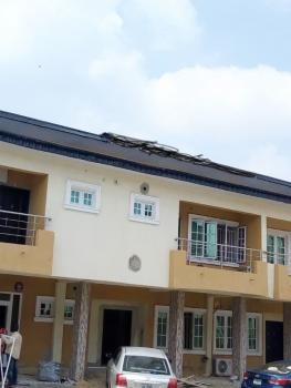 Well Finished Middle Piece 4 Bedrooms Terraced Duplex with Perfect Interior Decoration. (slightly Negotiable), Chevron Drive, Direct Opposite Ebeano Supermarket, Lekki Expressway, Lekki, Lagos, Terraced Duplex for Sale