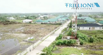 Plot of Land, Beachwood Estate, Chosmaris Motors , Shoprite Sangotedo, Alatise, Ibeju Lekki, Lagos, Mixed-use Land for Sale