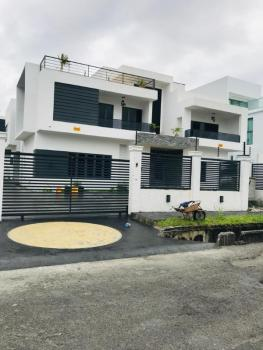 Exquisite 6 Bedroom Luxurious Fully Detached Duplex with a Domestic Quarters, Cinema, Swimming Pool, Pinnock Estate Lekki, Osapa, Lekki, Lagos, Detached Duplex for Sale