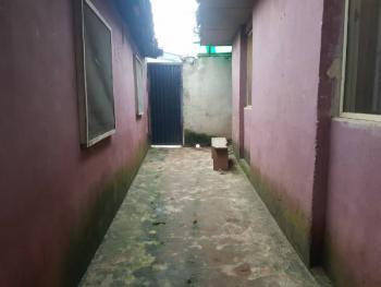 2-bedroom Bungalow Ensuite and 2nos Rooms Self Contained, Oluwatoyin Hassan Street Benson Estate, Just After Ikorodu Bus Stop, Ikorodu Lagos., Ikorodu, Lagos, Detached Bungalow for Sale