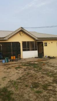2 Plots of Land with 2 Two Bedroom Apartment (fenced and Gated) on a Part of The Land, Awoyaya,, Sangotedo, Ajah, Lagos, Detached Bungalow for Sale