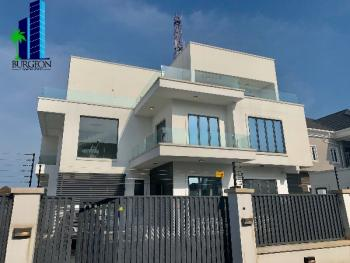 Luxurious 5bedrooms with 2rooms Bq Fully Detached Duplex Selling for N400m, Osapa, Lekki, Lagos, House for Sale
