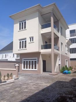 Newly Built and Well Finished 3 Bedroom Serviced Detached Duplex with a Room Bq, Off Lekki Express Way, Ikate Elegushi, Lekki, Lagos, Detached Duplex for Rent
