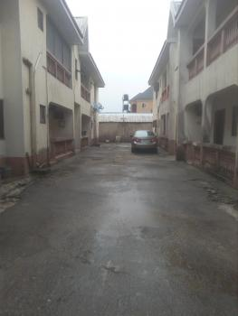 a Massive 3 Bedroom Flat with a Large Master Bedroom, By Tank, Rumuokwurusi, Port Harcourt, Rivers, Flat for Rent