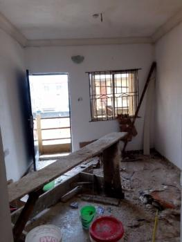 a Brand Newly Built Room Self Contained, Abule Oja, Yaba, Lagos, Self Contained (single Rooms) for Rent