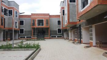 8 Units of Luxury 4 Bedroom Terrace Houses with Study Room on 3 Floors and Self-contained, Katampe (main), Katampe, Abuja, Terraced Duplex for Sale