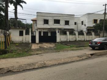 Old Upgradeable 6 Bedrooms Semi Detached House with Bq & Gate House, Garki 2, Garki, Abuja, Semi-detached Duplex for Sale