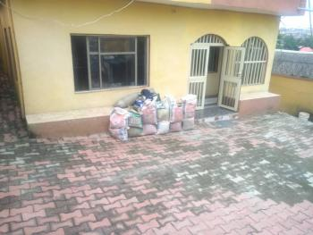 Portable 2bedroom Flat . Good for People Looking for a Mini Flat in an Estate, Off College, Ogba, Ikeja, Lagos, Flat for Rent