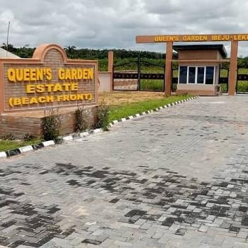 Genuine Landed Property at Eleko - Queens Garden Estate, Eleko Junction, Ibeju, Lagos, Mixed-use Land for Sale