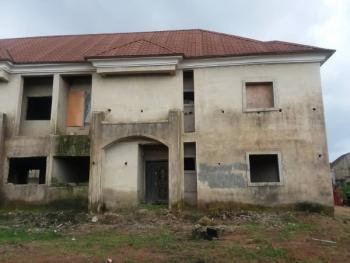 4bedroom Fully Detached Duplex Carcass, Behind Suncity Estate, Lokogoma District, Abuja, Detached Duplex for Sale