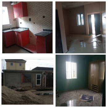 Brand New 2 Bedroom, Star Time Estate, Ago Bridge, Amuwo Odofin, Isolo, Lagos, Flat for Rent