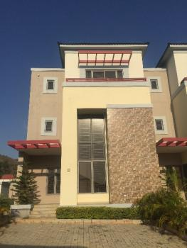 a Newly Built Four Bedroom Terrace Duplex with Bq, Katampe Extension, Katampe, Abuja, Terraced Duplex for Sale
