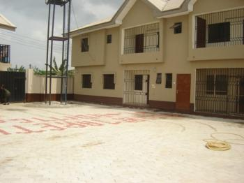 a Block of House with 4 Bedroom Duplex and Two 3 Bedroom Ftats, a Gate House Inclusive, Rumuodara, Obio-akpor, Rivers, Detached Duplex for Sale
