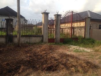 2 Plots of Empty Land All Together, Located Close to New Court of Appeal, New Owerri, Owerri, Imo, Mixed-use Land for Rent