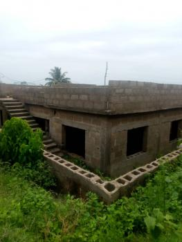 Uncompleted 3 Bedroom Flat, Igem Junction, Airport Estate Alakia, Ibadan, Oyo, Detached Bungalow for Sale
