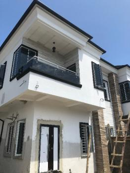Newly Built 5 Bedroom Semi Detached Duplex with B.q, Agungi, Lekki, Lagos, Semi-detached Duplex for Rent
