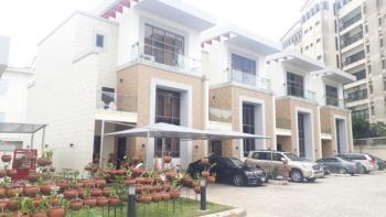 Luxury Brand New 5 Bedroom Terrace Duplex, Osborne, Ikoyi, Lagos, Terraced Duplex for Rent