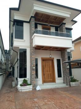 Tastefully Finished Brand  New Luxury 5bedrooms Fully Detached Duplex with Bq, an Estate in Chevron, Lekki Expressway, Lekki, Lagos, Detached Duplex for Rent