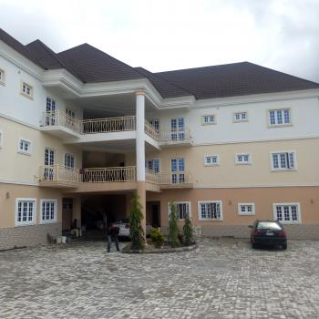 3 Bedroom Flat with 1 Room Bq for Rent at Guzape for 2.5m Service 600,000, Guzape District, Abuja, Mini Flat for Rent