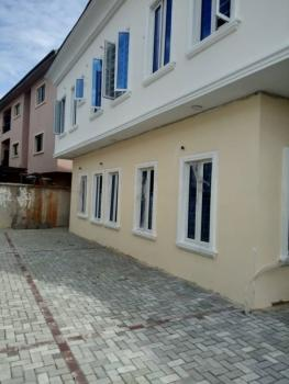 Newly Built, Partly Serviced and,tastefully Finished 4 Bedroom Semi Detached Duplex, Fitted Kitchen, 2 Sitting Room, All Rooms Ensuite., By Friends Colony Estate, Agungi, Lekki, Lagos, Semi-detached Duplex for Rent