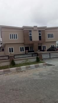Newly Built 2 Units of 4 Bedroom Spacious Semi-detached House, Lekky County, Megamound Estate, Ikota Villa Estate, Lekki, Lagos, Semi-detached Duplex for Sale