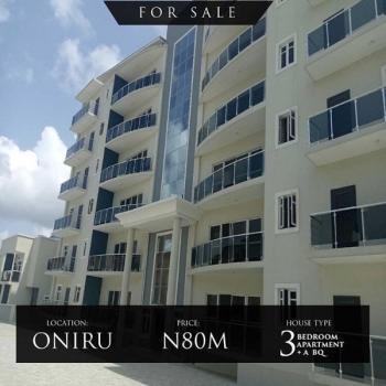 Newly Built 3 Bedroom Flat, Oniru, Victoria Island (vi), Lagos, Mini Flat for Sale