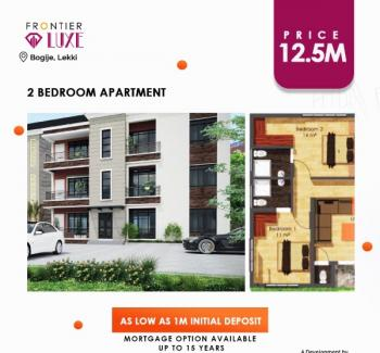 Spacious 2 Bedroom Apartments with Up to 24 Months Payment Plan, 30 Minutes From Lekki Phase 2 Ajah, Bogije, Ibeju Lekki, Lagos, Flat for Sale