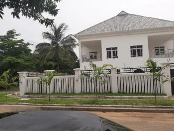 Tastefully Finished 8bedroom Fully Detached Duplex with 2rooms Bq, Spacious Bedrooms  ,spacious Compound, Wuse Zone 7, Wuse, Abuja, House for Rent