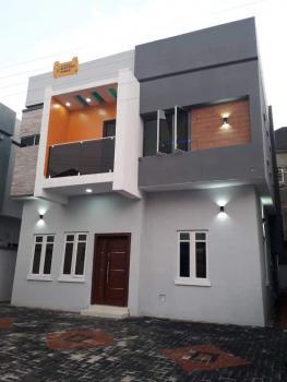 Exquisitely Built 4 Bedroom with Bq Duplex, Palm City Estate, Peninsula Garden Estate, Ajah, Lagos, Detached Duplex for Sale