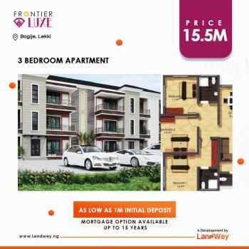 Frontier Luxe 3 Bedroom Apartment, Bogije, Ibeju Lekki, Lagos, Block of Flats for Sale