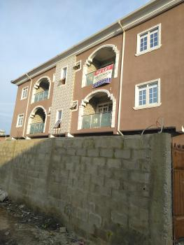 Newly Built 2br Flat, at Off Morocco Road, Yaba, Abule Ijesha, Yaba, Lagos, Flat for Rent