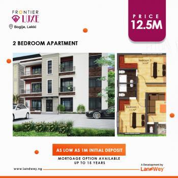 Frontier Luxe 2 Bedroom Apartment, Bogije, Ibeju Lekki, Lagos, Block of Flats for Sale