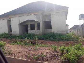 Mortgage Deal: Bedroom Roofed, Plastered & Rendered Carcass Detached Bungalow, Efab Queen Estate Beside Mab Global Estate, Gwarinpa Estate, Gwarinpa, Abuja, Detached Bungalow for Sale