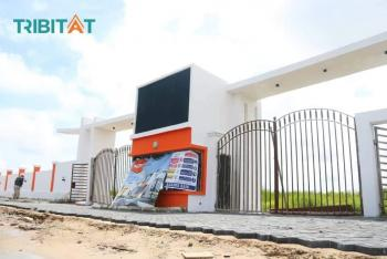 Estate Land, 2 Minutes Off Lekki Expressway and 8 Minutes to Shoprite, Sangotedo, Ajah, Lagos, Residential Land for Sale