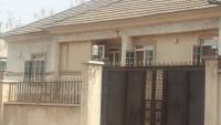 A Lovely 4 Bedroom Bungalow With All Modern Features, , Lokogoma District, Abuja, 4 Bedroom, 5 Toilets, 4 Baths House For Sale