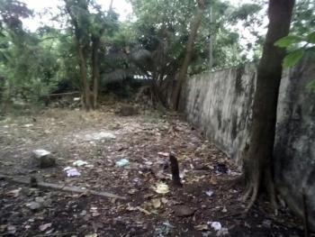 Vacant Corner Piece Land of 2,600sqm Fenced Round and Gated, Opebi, Ikeja, Lagos, Commercial Land for Sale