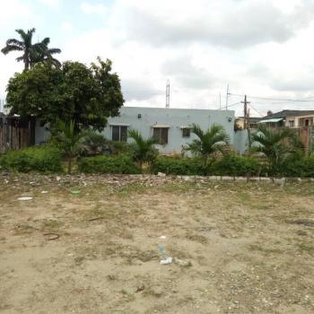 Prime Land Bordering 3 Streets ., Ilupeju Estate, Ilupeju, Lagos, Mixed-use Land for Sale