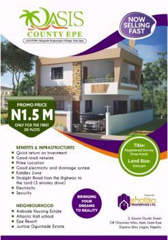 Oasis County, Poka,, Epe, Lagos, Residential Land for Sale