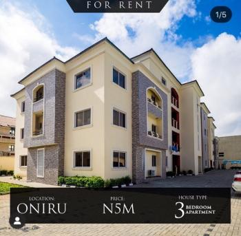 Multiple Units of 3 Bedroom and 3 Bedroom Pent House Located, Oniru, Victoria Island (vi), Lagos, Block of Flats for Rent