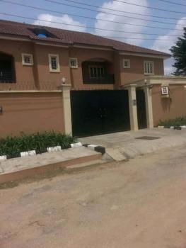 Vacant Brand-new Block of 4 Flats of 3 Bedroom on 1&half Plot of Land of 886m², William Estate, Egbeda, Alimosho, Lagos, Block of Flats for Sale