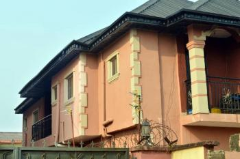 a Storey  Building Consists of One Number of 3 Bedroom Flat, Tolulope Street, Toyin Bus Stop, Iju-ishaga, Agege, Lagos, Block of Flats for Sale
