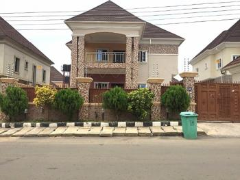 6-bedrooms Fully Detached Duplex with 3-bedrooms Bq & Swimming Pool, Mab Globa Estate, Gwarinpa Estate, Gwarinpa, Abuja, Detached Duplex for Sale