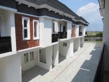 Newly Finished 4 Bedroom Terrace Duplex, Chevron Area, Lekki, Lagos, Terraced Duplex for Sale