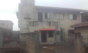 Newly Renovated 3 Bedrooms Flat, Grammar School Off Obafemi Awolowo Way Ota Ona, Ikorodu, Lagos, Flat for Rent