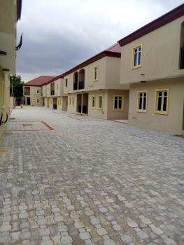 Brand New 8 Nos of  3 Bedroom Duplex, Choice Estate, Alausa, Ikeja, Lagos, Terraced Duplex for Rent
