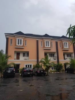 Tasteful 4 Bedroom Terrace for Rent, Osapa, Lekki, Lagos, House for Rent