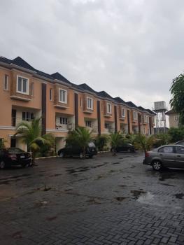 Tasteful 4 Bedroom Terraced, Osapa, Lekki, Lagos, Terraced Duplex for Sale