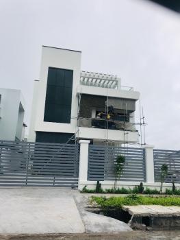 Smart & Exquisitely Finished  5 Bedroom Luxury Detached Duplex with a Staff Quarter + Swimming Pool, Pinnock Beach Estate, Lekki Expressway, Lekki, Lagos, Detached Duplex for Sale