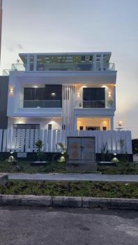 Tastefully Built 5 Bedroom Detached Duplex with a Bq, Swimming Pool, Gym and Cinema, Pinnock Beach Estate, Osapa, Lekki, Lagos, Detached Duplex for Sale